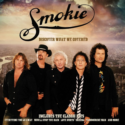 Smokie - Discover What We Covered (2018) [FLAC]