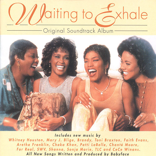 Whitney Houston - Waiting To Exhale (1995) [FLAC]