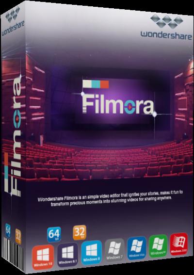 Wondershare Filmora 8.7.3.0 Multilingual (x64)
