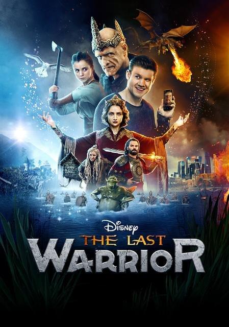 Ostatni Bohater / Posledniy bogatyr / The Last Warrior (2017) PL.BDRip.Xvid-KiT / Lektor PL
