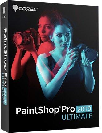 Corel PaintShop Pro 2019 Ultimate 21.0.0.119