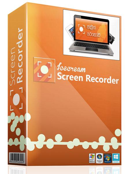 Icecream Screen Recorder Pro 5.80 Multilingual