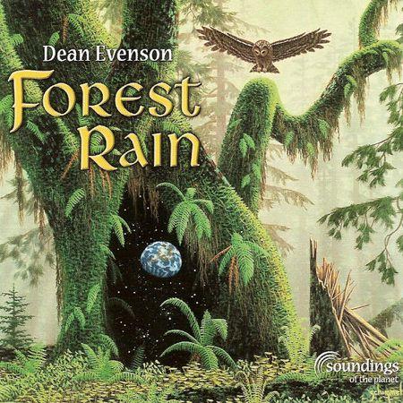 Dean Evenson - Forest Rain (2004) [FLAC]