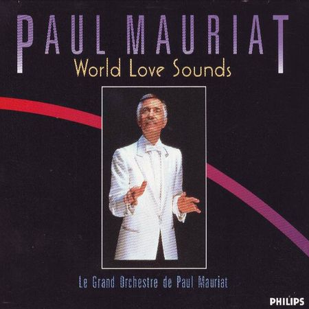 Paul Mauriat - World Love Sounds (5 CD Box Set) (1998) [FLAC]