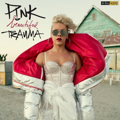 Pink - Beautiful Trauma (2017) [FLAC 44,1 kHz/24 Bit]