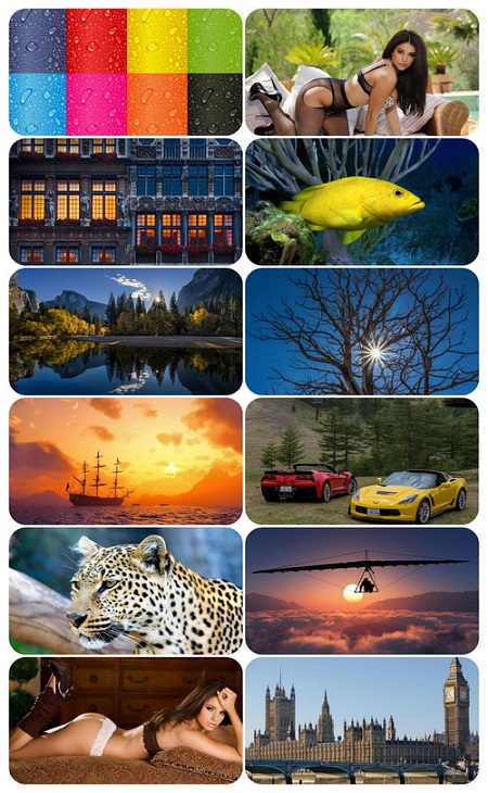 Beautiful Mixed Wallpapers Pack 818