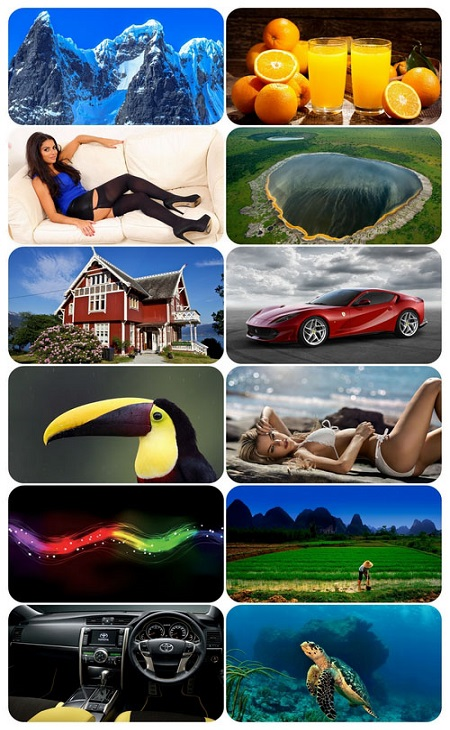 Beautiful Mixed Wallpapers Pack 819