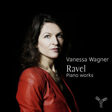 Vanessa Wagner - Ravel: Piano Works (2014) [FLAC]