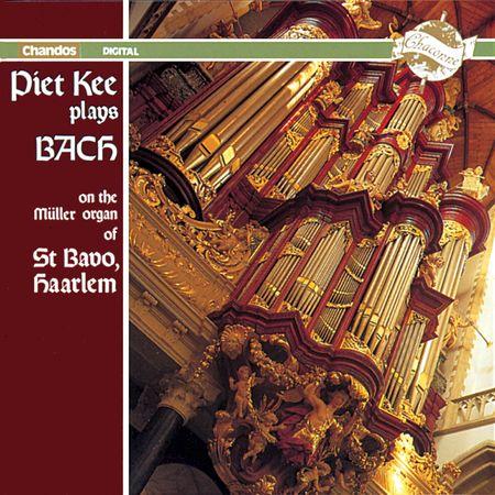 Piet Kee - Piet Kee plays Bach (1989) [FLAC]