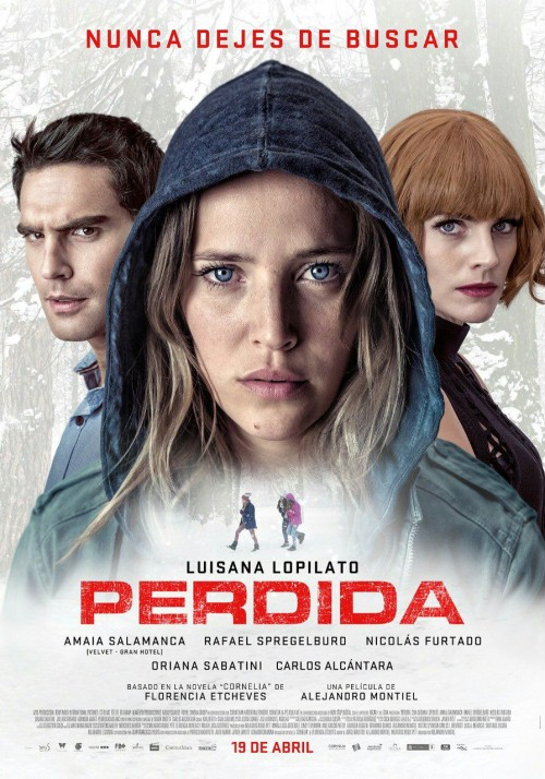 Zaginiona / Perdida (2018) PL.IVO.720p.WEB-DL.XviD-SP [Lektor PL-IVO]