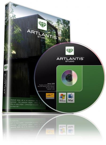 Artlantis Studio 7.0.2.3 (x64) Multilingual