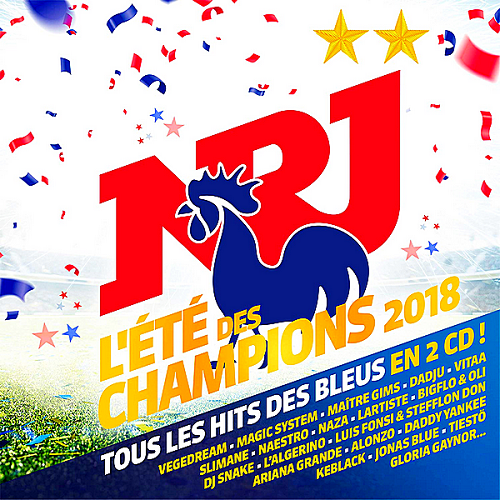 VA - NRJ L Ete Des Champions [2CD] (2018)