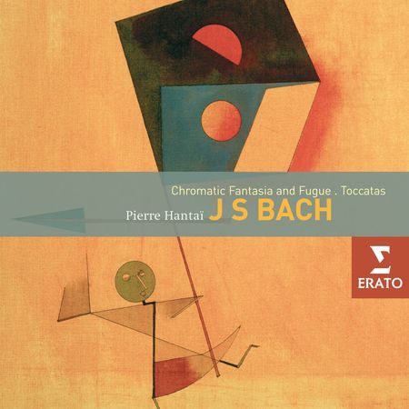 Pierre Hantai - J.S. Bach: Chromatic Fantasia and Fugue, Toccatas (1998) [FLAC]