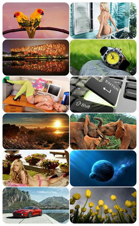 Beautiful Mixed Wallpapers Pack 822