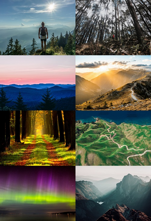 4K UltraHD Nature Wallpapers by PLYBACK #23