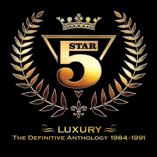 Five Star (5 Star) - Luxury: The Definitive Anthology 1984-1991 (2018) [DVD9]