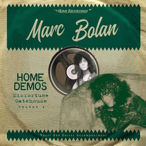 Marc Bolan & T. Rex - Misfortune Gatehouse (2018) [FLAC]