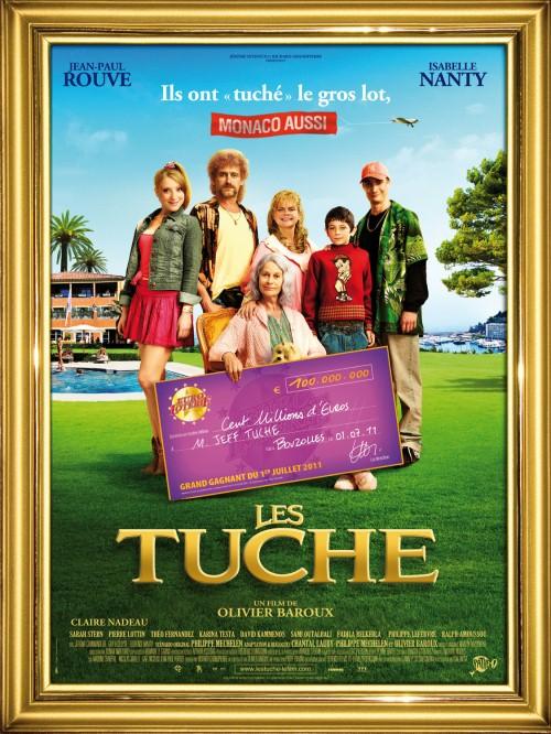 Rodzina Tuche: Wolność, równość, rodzina / Les Tuche 3 (2018) PL.BDRip.XviD-KiT / Lektor PL