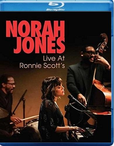Norah Jones - Live At Ronnie Scotts 2017 (2018) [Blu-ray 1080p]