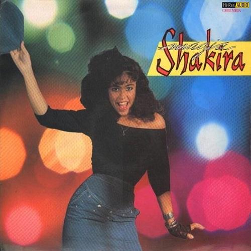 Shakira - Magia (1991) [FLAC 44,1/96 kHz/24 Bit]