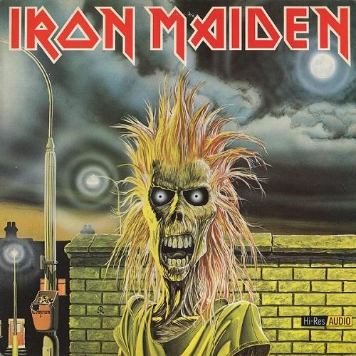 Iron Maiden - Iron Maiden (LP) (1980) [FLAC 96 kHz/24 Bit]