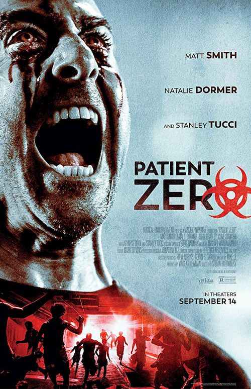 Pacjent Zero / Patient Zero (2018)  PL.WEB-DL.Xvid-KiT / Lektor PL