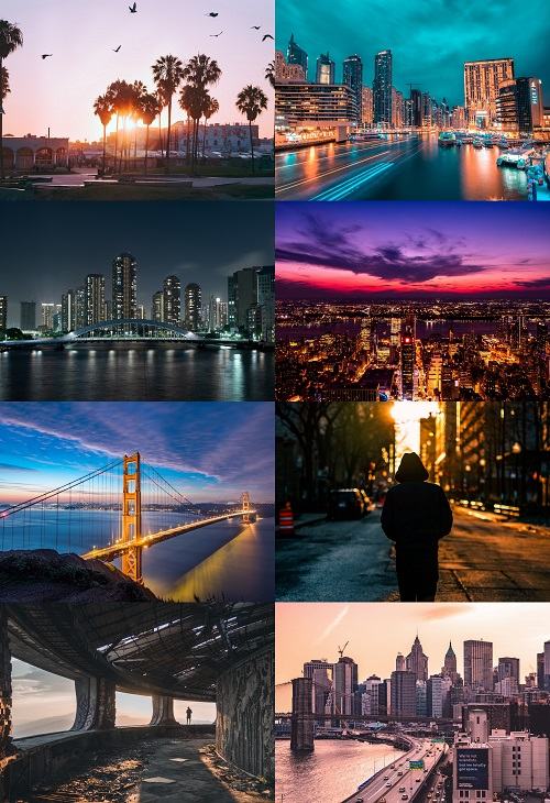 4K UltraHD City Wallpapers by PLYBACK #23