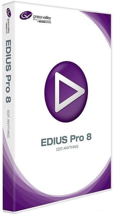 EDIUS Pro 8.5.3.3262