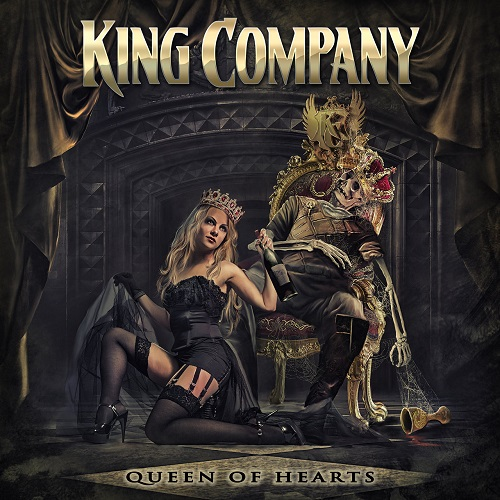 King Company - Queen of Hearts (2018) [FLAC]