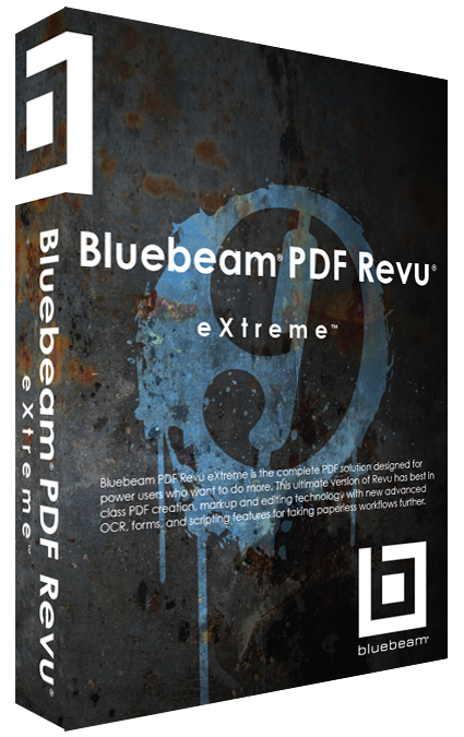 Bluebeam Revu eXtreme 2018.2 Multilingual
