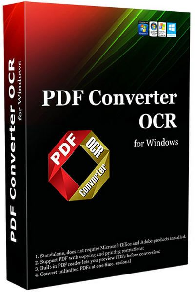 Lighten PDF Converter OCR 6.1.1 Multilingual