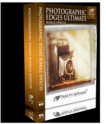 PhotoGraphic Edges Ultimate Bundle Gen2 9.6.0
