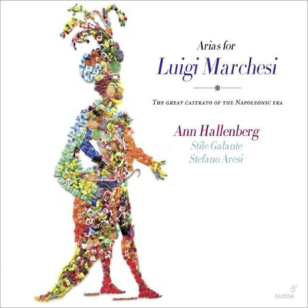 Ann Hallenberg - Arias for Luigi Marchesi (2015) [FLAC]
