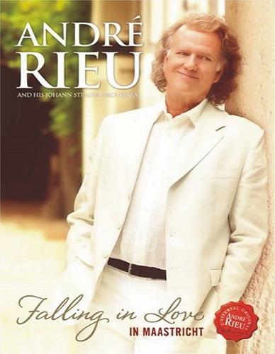 Andre Rieu - Falling in Love:Live in Maastricht (2016) [BDRip 1080p]