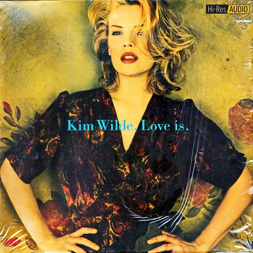 Kim Wilde - Love is (1992) [FLAC 192 kHz/24 Bit]