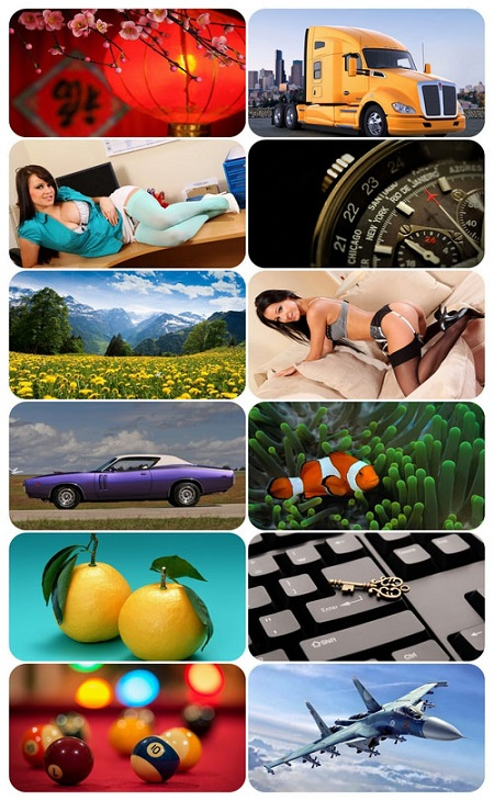 Beautiful Mixed Wallpapers Pack 826