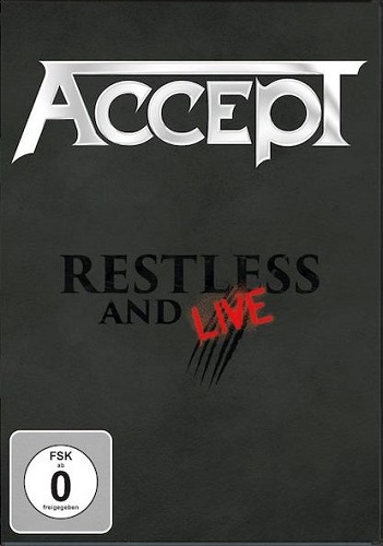 Accept - Restless And Live (2017) [DVD9]