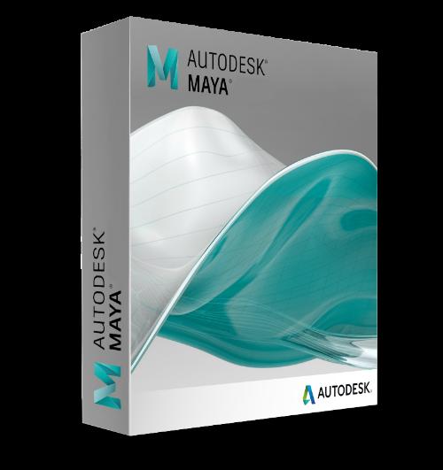 Autodesk Maya 2018.4 WIN