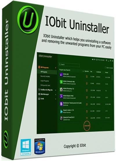 IObit Uninstaller Pro 8.0.2.19 Multilingual