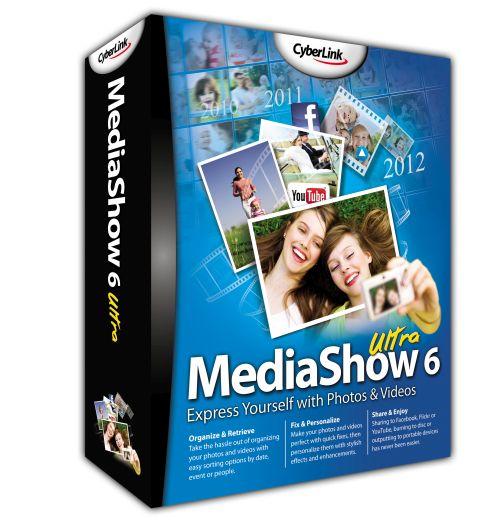 CyberLink MediaShow Ultra 6.0.11524