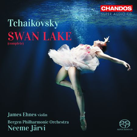 Neeme Jarvi - Tchaikovsky: Swan Lake (2013) [FLAC]