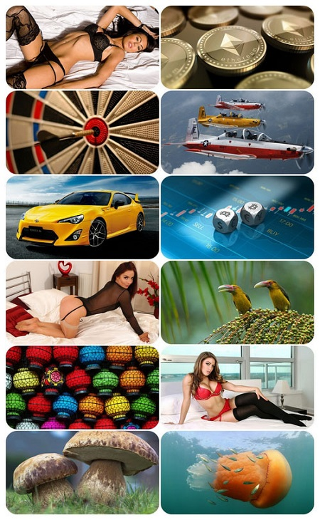 Beautiful Mixed Wallpapers Pack 827