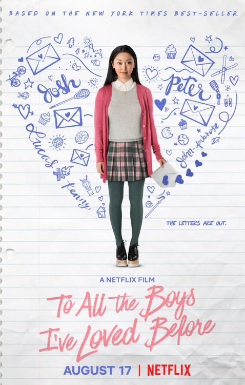Do wszystkich chłopców, których kochałam / To All the Boys I've Loved Before (2018) PL.NF.WEB-DL.XviD-KiT / Lektor PL