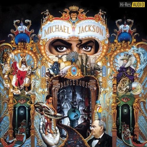 Michael Jackson - Dangerous (1991) [FLAC 96 kHz/24 Bit]
