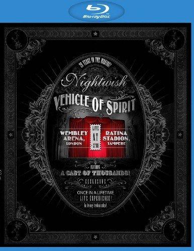 Nightwish - Vehicle of Spirit (2016) [2xBlu-ray 1080p]