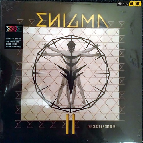 Enigma - The Cross Of Changes (Limited Edition, Yellow Translucent) (2018) [FLAC 192 kHz/24 Bit]