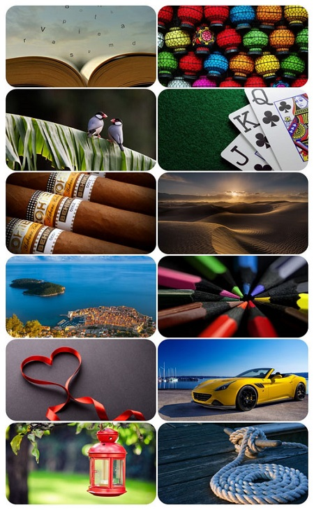 Beautiful Mixed Wallpapers Pack 830