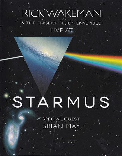 Rick Wakeman and the English Rock Ensemble - Live at Starmus (2016) [DVD9]