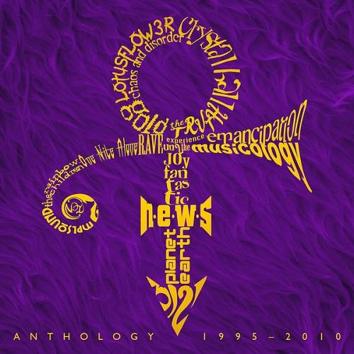 Prince - Anthology - 1995-2010 (2018) [FLAC]