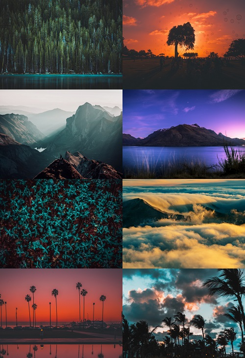 4K UltraHD Nature Wallpapers by PLYBACK #24